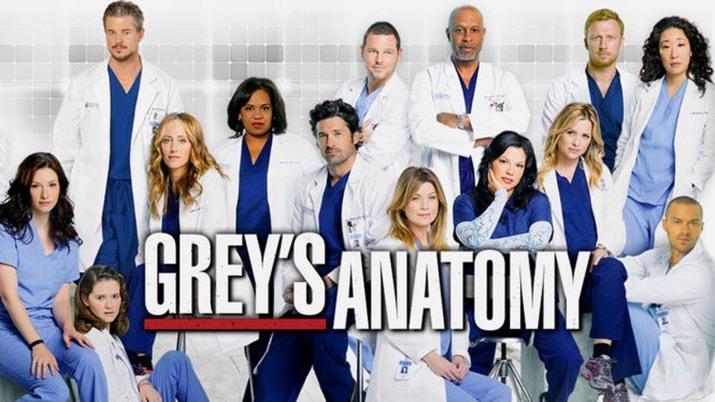 grey s anatomy - 10 serie tv da vedere per chi fa comunicazione