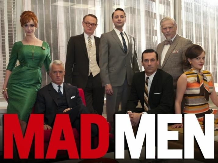 mad men  - 10 serie tv da vedere per chi si occupa di comunicazione