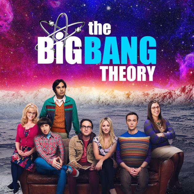 The Big Bang Theory - 10 Serie Tv da vedere per chi fa comunicazione