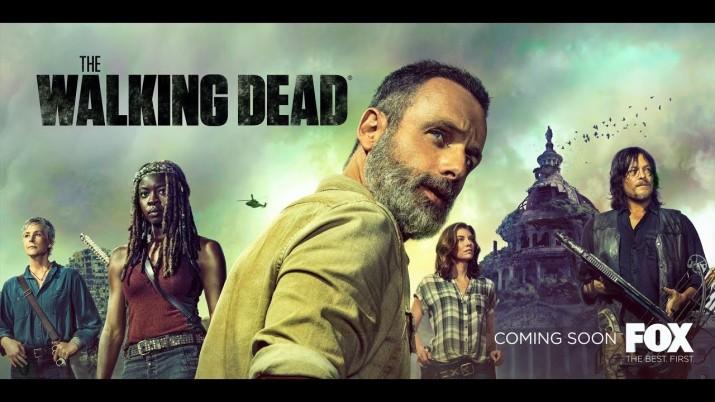 The Walking Dead - 10 Serie tv da vedere per chi fa comunicazione